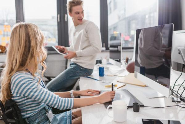 Beneficios de contratar a una agencia de diseño web